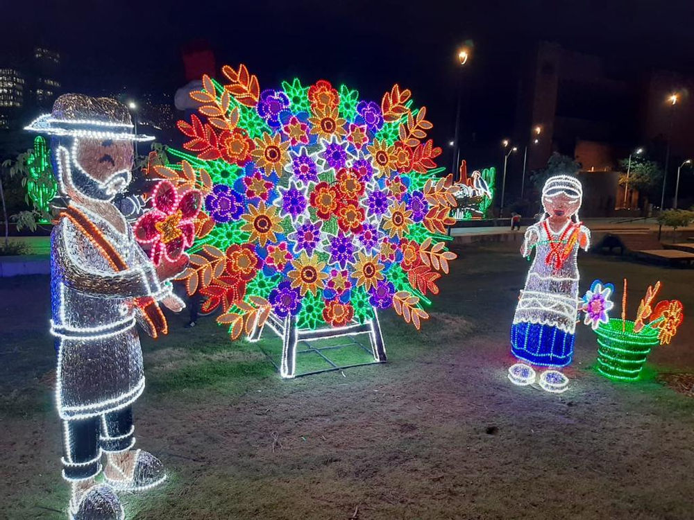 Navidad Medellín