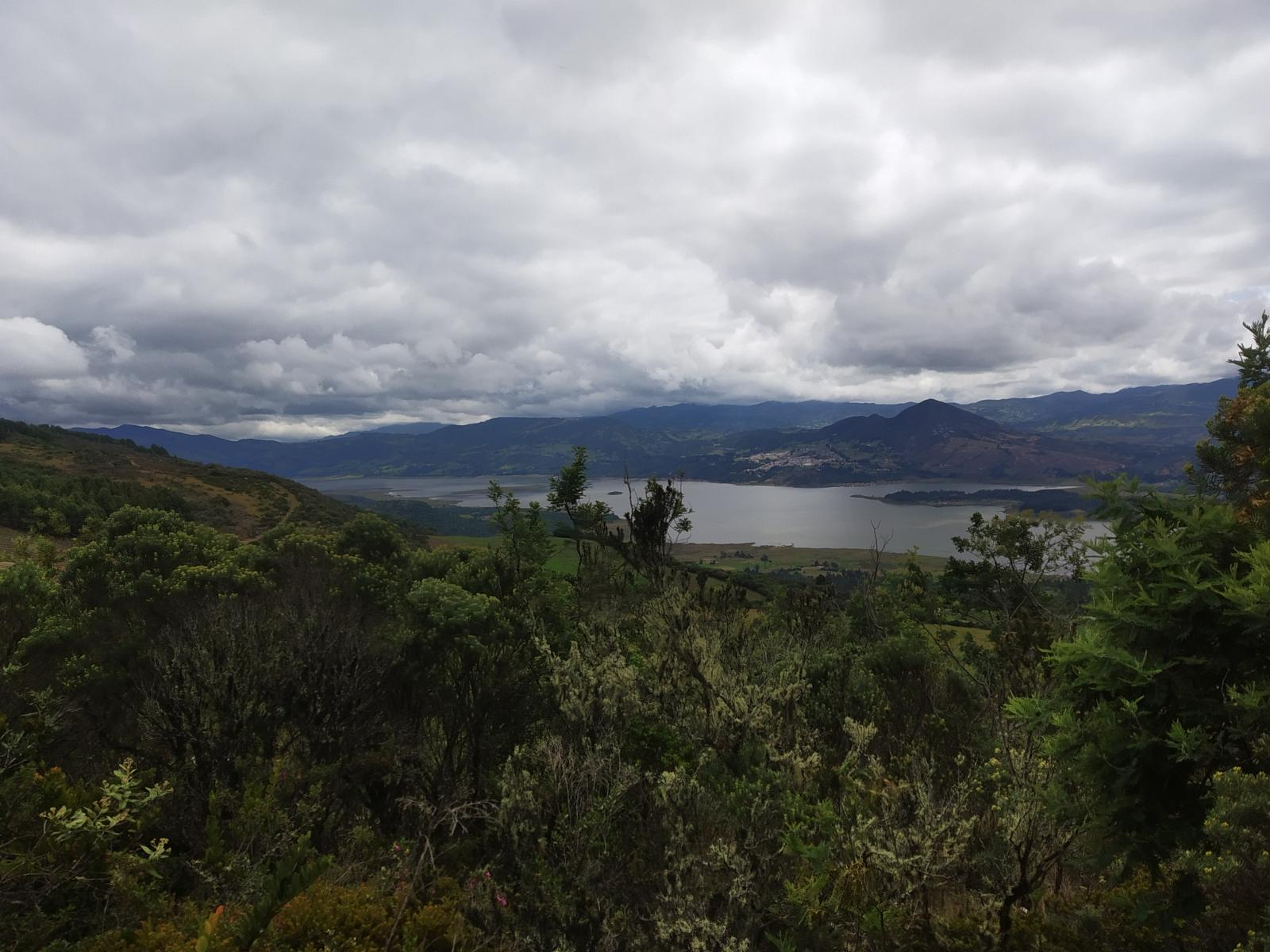 Embalse del Tominé