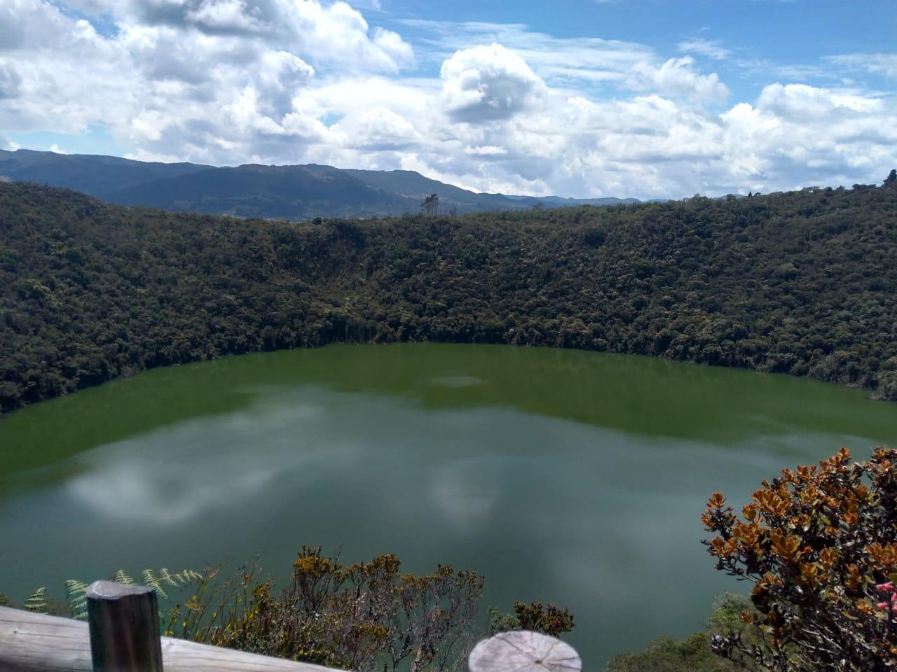 Laguna de Guatavita Sesquilé
