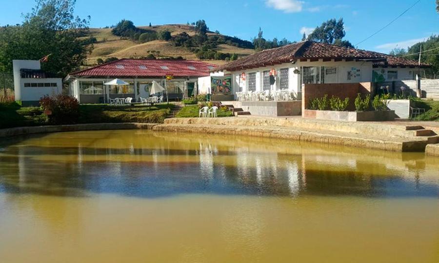 Zonas húmedas de Guasca