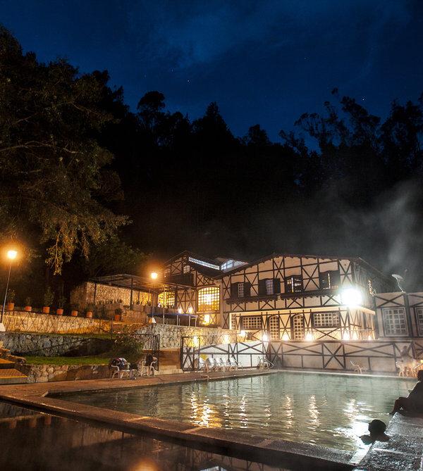 Aguas termales de Cundinamarca