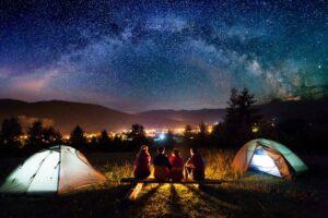 Normas de campamentos
