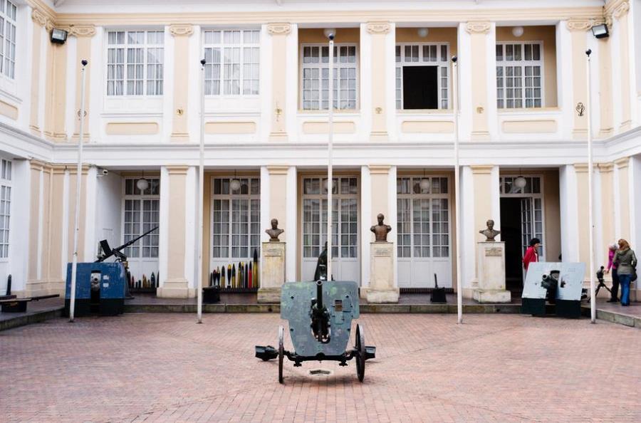 Museo militar de Bogotá