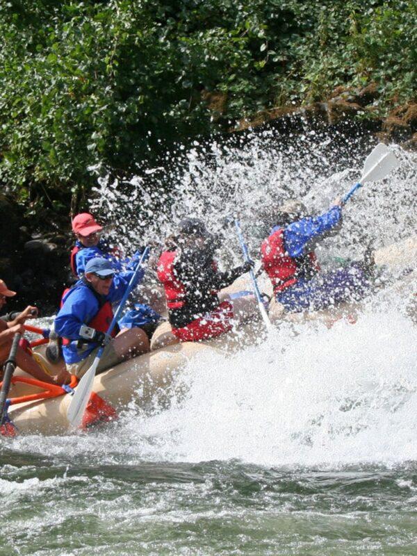 Deportes Extremos Rafting