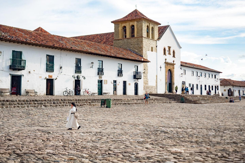 Villa de Leyva pueblos de Boyacá