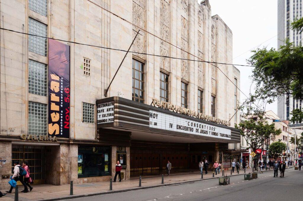 Que hacer en Bogotá Teatro