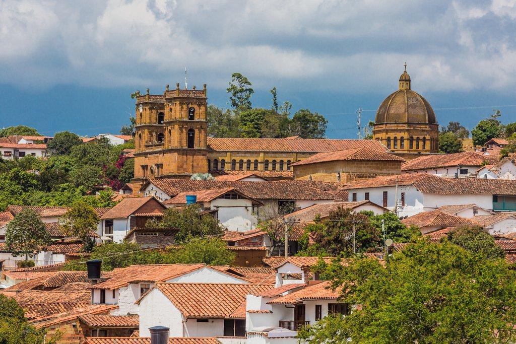 Pueblos de Colombia Barichara