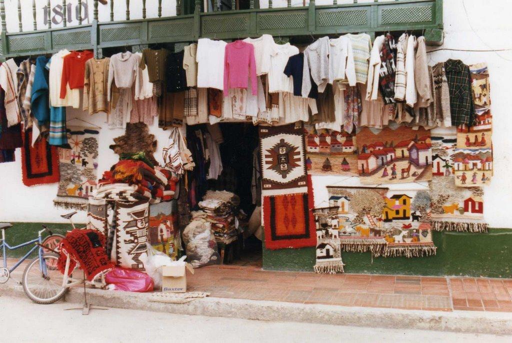 Sector artesanal de Nobsa
