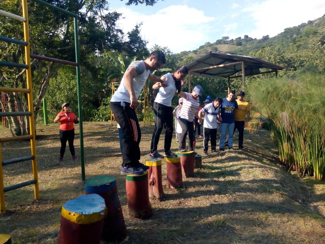 Outdoor training - La Mesa
