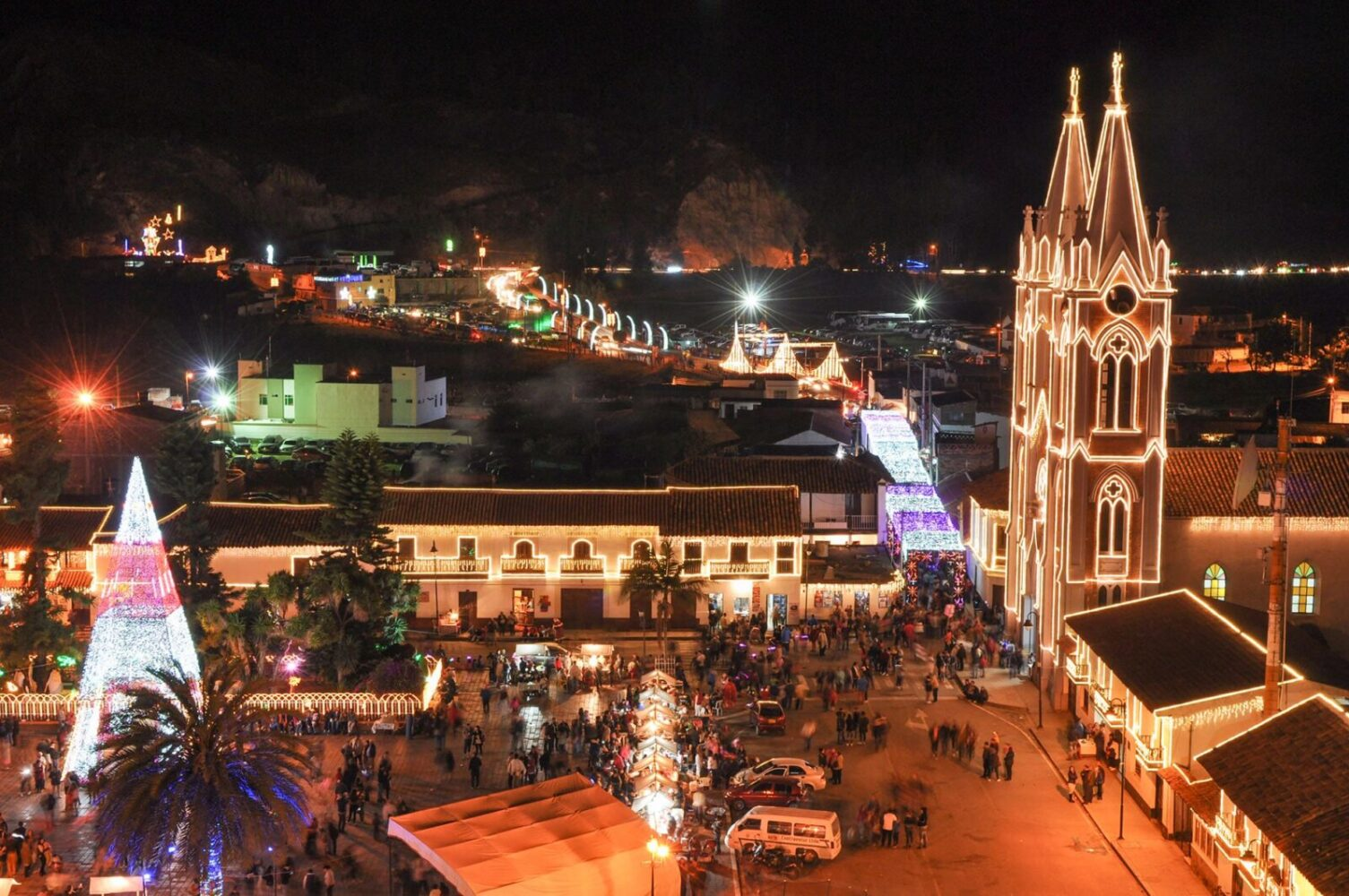 Tour navideño por Boyacá