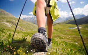 Calzado para caminatas
