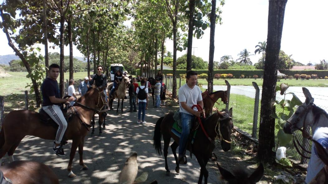 Cabalgatas Cundinamarca