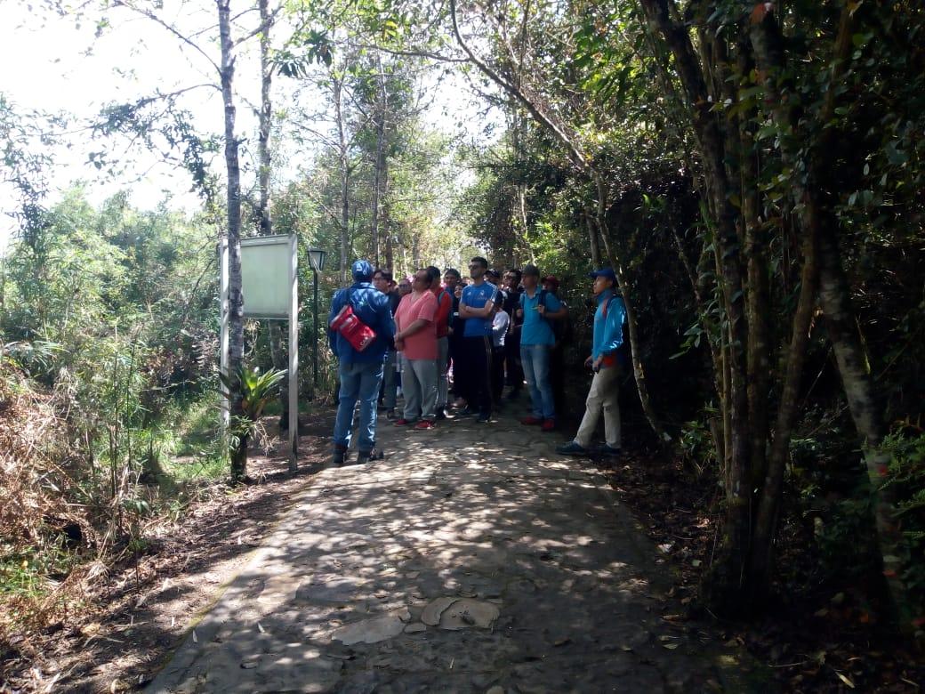 Caminata ecológica Guatavita