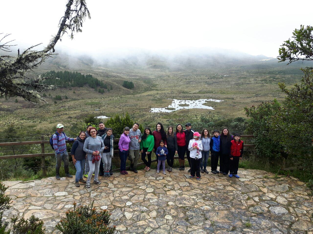 Caminata ecológica Villapinzón