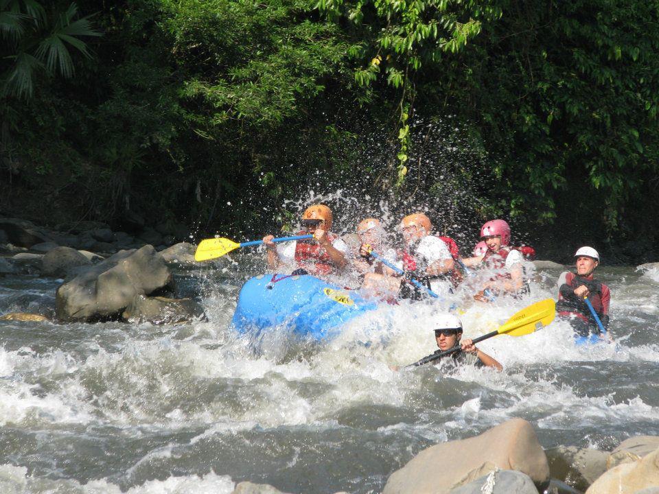 Rafting - Tobia