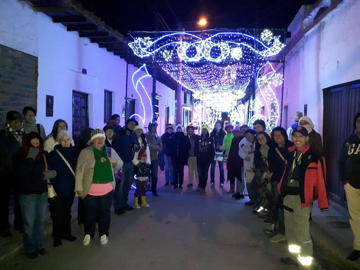 Tour navideño Boyacá