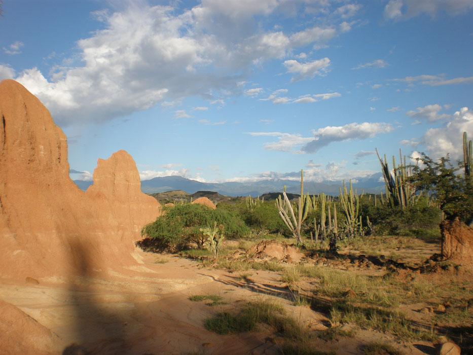 Desierto de la Tatacoa Huila